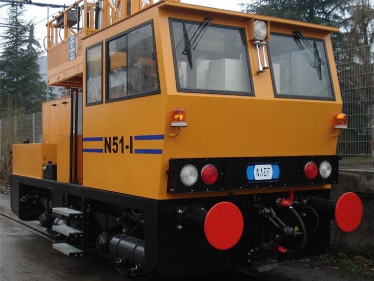 Locomotore 510HP tipo N51-I