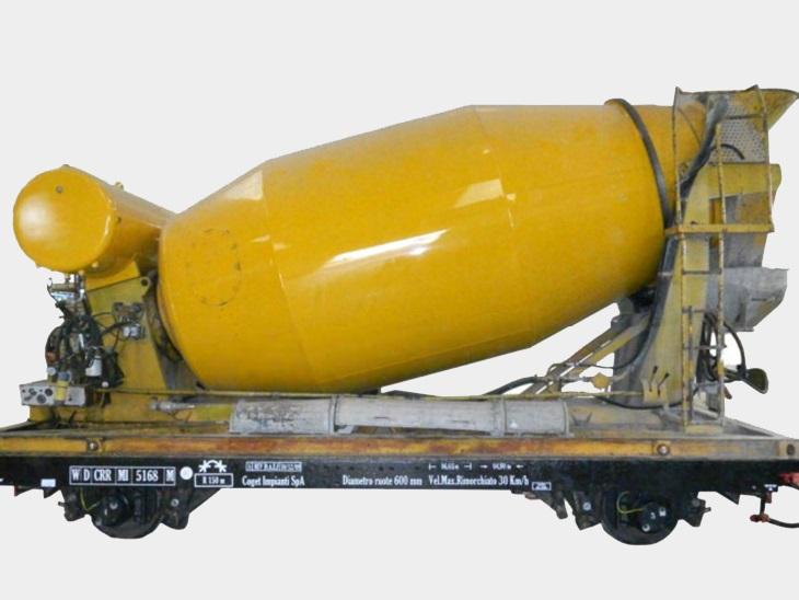 Prodotto | Carro betoniera