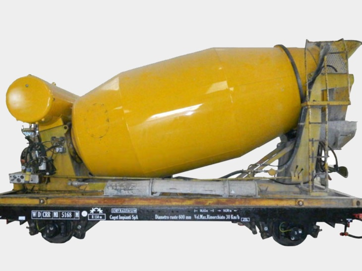 Carro betoniera